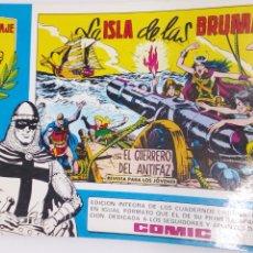 Tebeos: COMIC DEL GUERRERO DEL ANTIFAZ AÑO 1982 E69. Lote 194605863