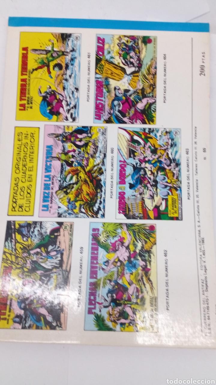 Tebeos: Comic del Guerrero del antifaz año 1982 E69 - Foto 2 - 194605863