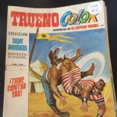 Tebeos: BRUGUERA TRUENO COLOR NUMERO 148 NORMAL ESTADO - OFERTA 2. Lote 194632427