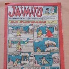 Tebeos: JAIMITO Nº 480. Lote 194691662