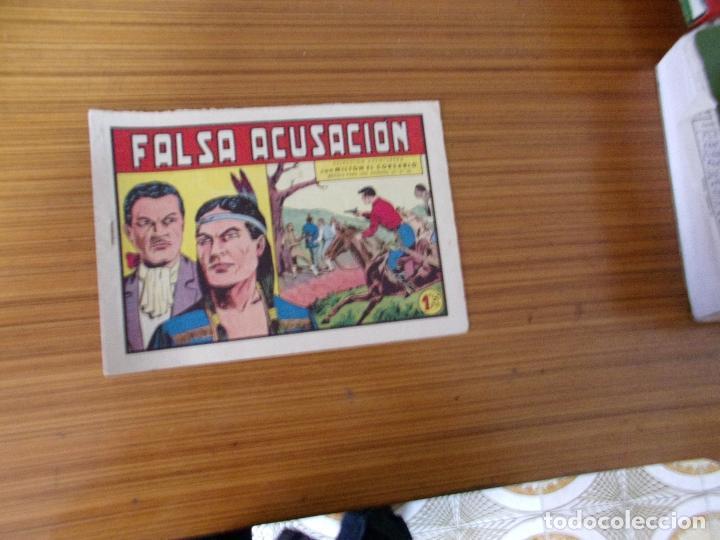 MILTON EL CORSARIO Nº 51 EDITA VALENCIANA (Tebeos y Comics - Valenciana - Otros)