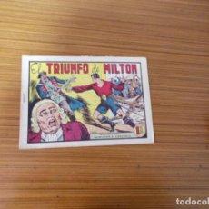 Tebeos: MILTON EL CORSARIO Nº 6 EDITA VALENCIANA . Lote 194709136