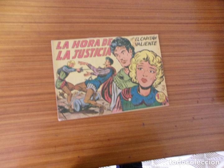 EL CAPITAN VALIENTE Nº 11 EDITA MAGA (Tebeos y Comics - Valenciana - Otros)