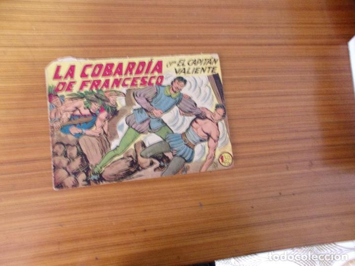 EL CAPITAN VALIENTE Nº 4 EDITA MAGA (Tebeos y Comics - Valenciana - Otros)