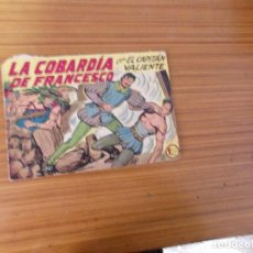 Tebeos: EL CAPITAN VALIENTE Nº 4 EDITA MAGA. Lote 194711666
