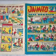 Tebeos: COMIC: JAIMITO Nº 719. Lote 194735336