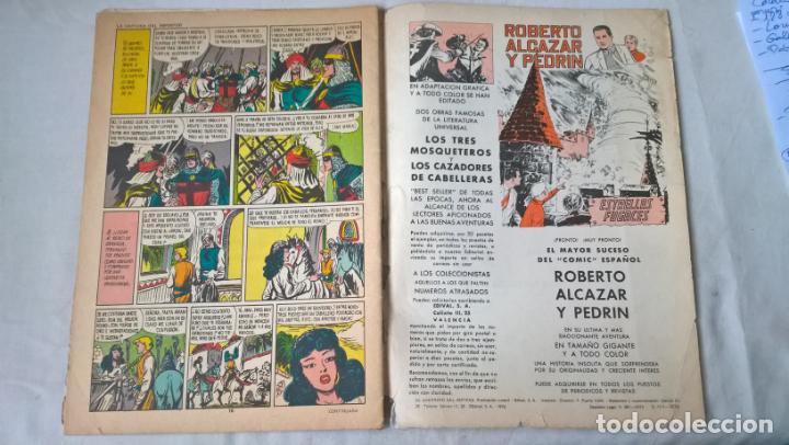 Tebeos: COMIC: EL GUERRERO DEL ANTIFAZ Nº 213 - Foto 2 - 194736261