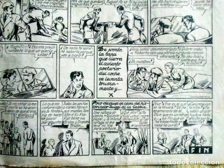 Tebeos: EL MISTERIO DE ALCIONE 160 ROBERTO ALCAZAR Y PEDRIN ORIGINAL PRIMERA EDICION ed.valenciana - Foto 3 - 194516692