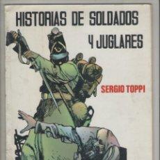 Tebeos: HISTORIAS DE SOLDADOS Y JUGLARES-E.D. VALENCIANA-AÑO 1982-B Y N-CARTON-Nº 3-AUTOR: SERGIO TOPPI-. Lote 194881365