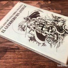 Tebeos: ANÁLISIS DE UNA OBRA MALDITA, EL GUERRERO SIN ANTIFAZ.. Lote 194991366