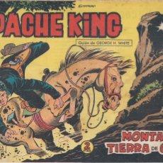 Tebeos: APACHE KING Nº 12 ORIGINAL. HAZAÑAS DE LA JUVENTUD AUDAZ. Lote 194994977