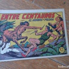 Tebeos: PURK EL HOMBRE DE PIEDRA Nº 63 EDITORIAL VALENCIANA ORIGINAL . Lote 195015312
