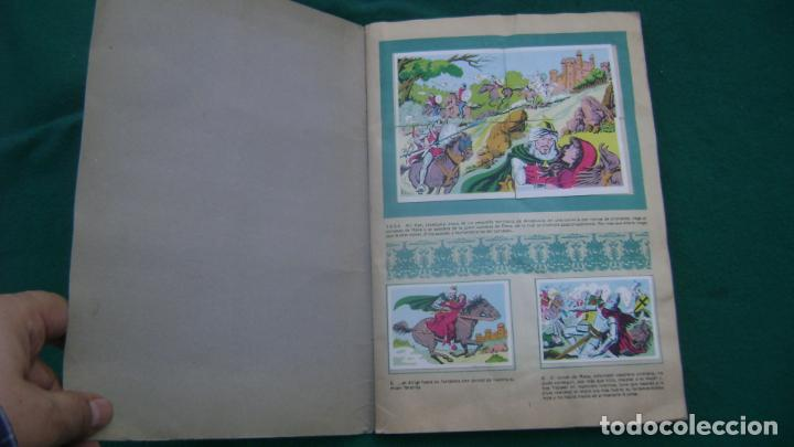 Tebeos: ALBUM DE CROMOS COMPLETO EL GUERRERO DEL ANTIFAZ VER FOTOS ESTINTITN - Foto 3 - 195025073
