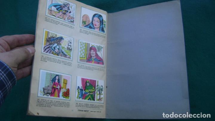 Tebeos: ALBUM DE CROMOS COMPLETO EL GUERRERO DEL ANTIFAZ VER FOTOS ESTINTITN - Foto 4 - 195025073