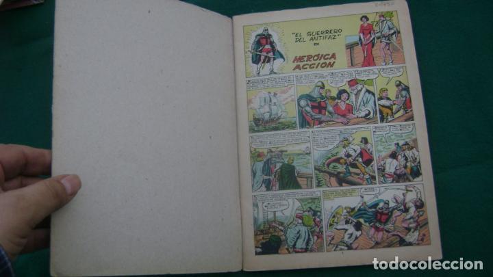 Tebeos: LOTE DE EXTRAS EL GUERRERO DEL ANTIFAZ VER FOTOS ESTINTITN - Foto 13 - 195025490