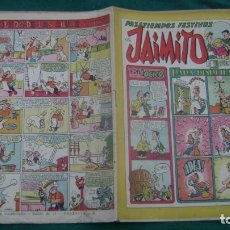 Tebeos: JAIMITO VALENCIANA ORIGINAL 96 CJ 10. Lote 195027678