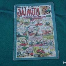 Tebeos: JAIMITO VALENCIANA ORIGINAL 76 CJ 10. Lote 195027857