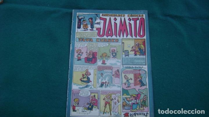 JAIMITO VALENCIANA ORIGINAL 101 CJ 10 (Tebeos y Comics - Valenciana - Jaimito)