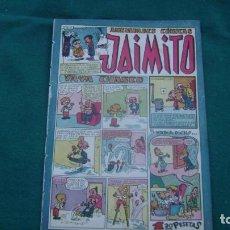 Tebeos: JAIMITO VALENCIANA ORIGINAL 101 CJ 10. Lote 195027938
