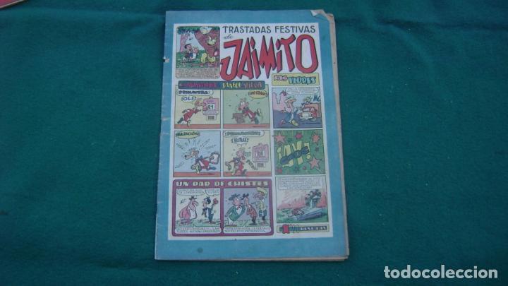 JAIMITO VALENCIANA ORIGINAL 118 CJ 10 (Tebeos y Comics - Valenciana - Jaimito)