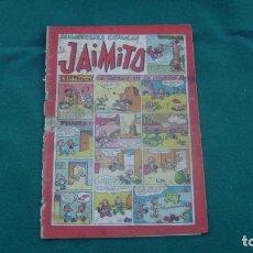Tebeos: JAIMITO VALENCIANA ORIGINAL 72 CJ 10. Lote 195028028