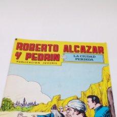 Tebeos: TEBEO DE ROBERTO ALCAZAR Y PEDRIN AÑO1972. Lote 195085476