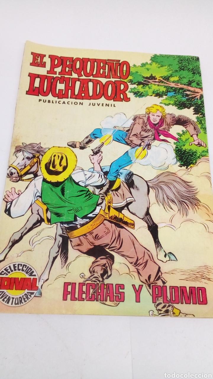 TEBEO EL PEQUEÑO LUCHADOR (Tebeos y Comics - Valenciana - Selección Aventurera)