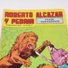 Tebeos: TEBEO ROBERTO ALCAZAR Y PEDRIN. Lote 195111520