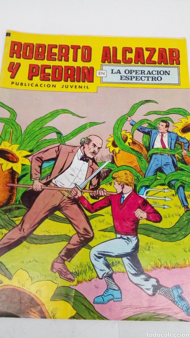 TEBEO ROBERTO ALCAZAR Y PEDRIN (Tebeos y Comics - Valenciana - Roberto Alcázar y Pedrín)