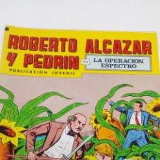 Tebeos: TEBEO ROBERTO ALCAZAR Y PEDRIN. Lote 195113583