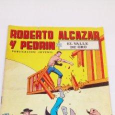 Tebeos: TEBEO ROBERTO ALCAZAR Y PEDRIN. Lote 195113776