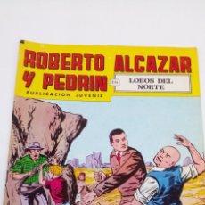 Tebeos: TEBEO ROBERTO ALCAZAR Y PEDRIN. Lote 195114312