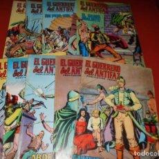 Tebeos: EL GUERRERO DEL ANTIFAZ - LOTE Nº 121 AL 200 - EDITORA VALENCIANA . Lote 195125610