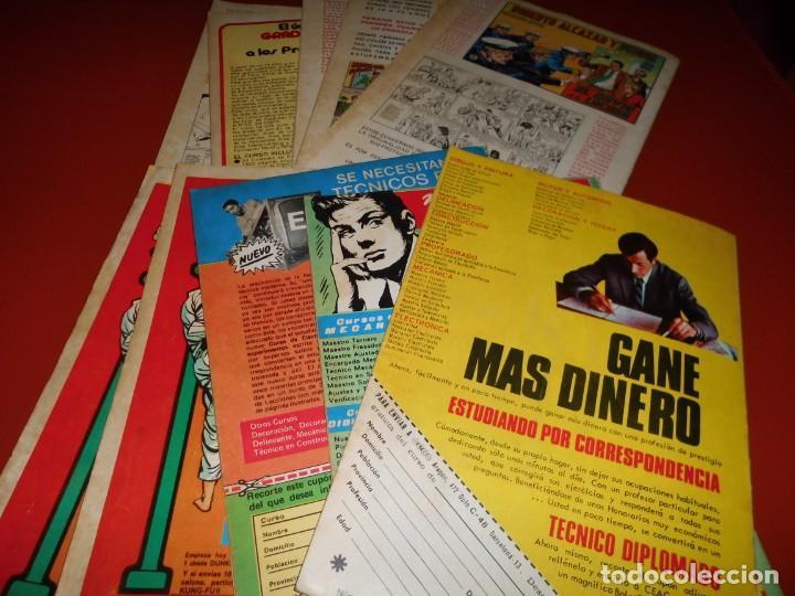 Tebeos: El guerrero del antifaz - lote nº 121 al 200 - editora valenciana - Foto 2 - 195125610