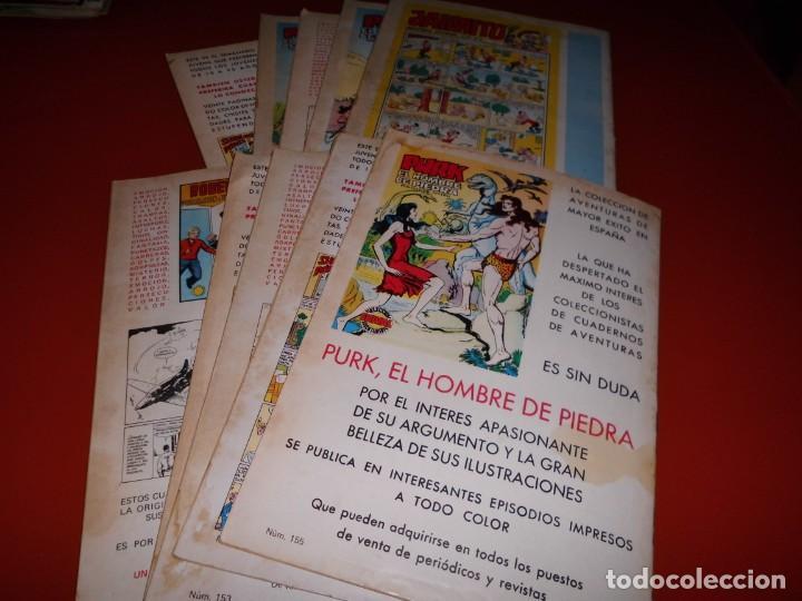 Tebeos: El guerrero del antifaz - lote nº 121 al 200 - editora valenciana - Foto 8 - 195125610