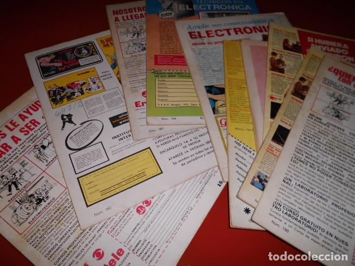 Tebeos: El guerrero del antifaz - lote nº 121 al 200 - editora valenciana - Foto 14 - 195125610