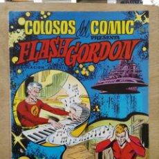 Tebeos: FLASH GORDON - Nº 16, EL REGRESO DE EGON BLANT - ED. VALENCIANA. Lote 195166452