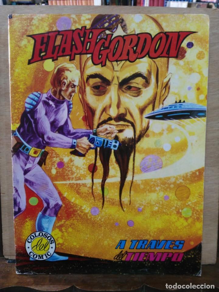 FLASH GORDON - Nº 33, A TRAVÉS DEL TIEMPO - ED. VALENCIANA (Tebeos y Comics - Valenciana - Colosos del Comic)