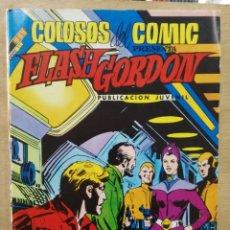 Tebeos: FLASH GORDON - Nº 35, EL RESCATE DE LOS DHREEN - ED. VALENCIANA. Lote 195169322