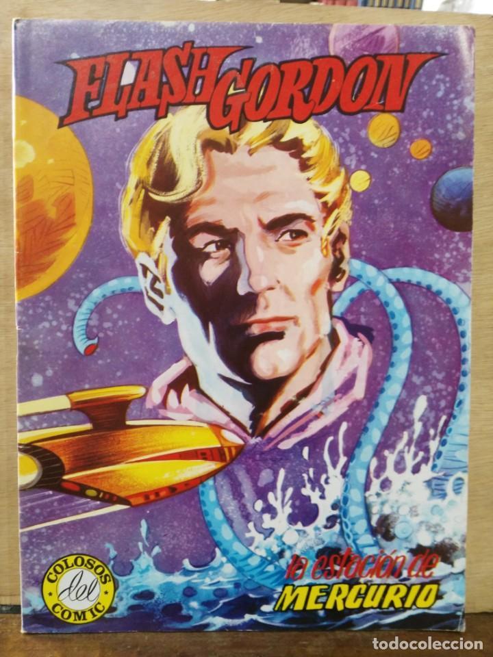 FLASH GORDON - Nº 34, LA ESTACIÓN DE MERCURIO - ED. VALENCIANA (Tebeos y Comics - Valenciana - Colosos del Comic)