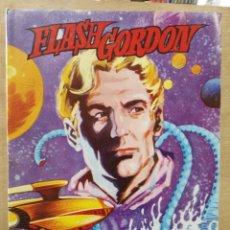 Tebeos: FLASH GORDON - Nº 34, LA ESTACIÓN DE MERCURIO - ED. VALENCIANA. Lote 195169428