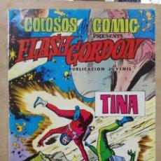 Tebeos: FLASH GORDON - Nº 38, TINA - ED. VALENCIANA. Lote 195169712