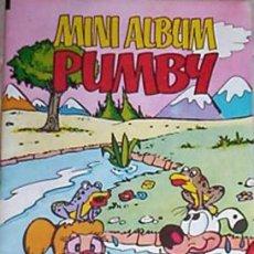 Tebeos: MINI ÁLBUM PUMBY- Nº 14- SIFRE-EDGAR-JOSÉ CASTILLO-PILAR MIR--1984-RARO Y ESCASO- BUENO-LEAN- 3162. Lote 195217372