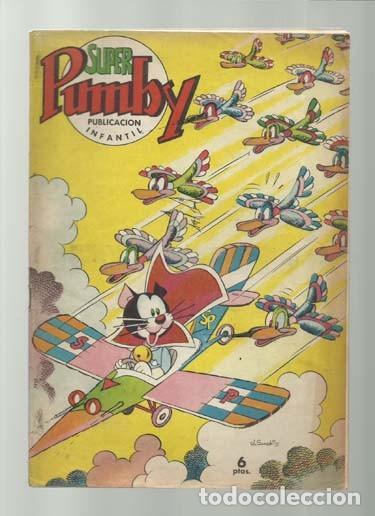 SUPER PUMBY 26, 1966, VALENCIANA, BUEN ESTADO (Tebeos y Comics - Valenciana - Pumby)