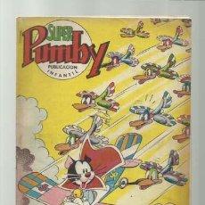 Tebeos: SUPER PUMBY 26, 1966, VALENCIANA, BUEN ESTADO. Lote 195231993