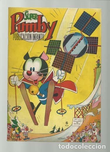 SUPER PUMBY 41, 1967, VALENCIANA, BUEN ESTADO (Tebeos y Comics - Valenciana - Pumby)