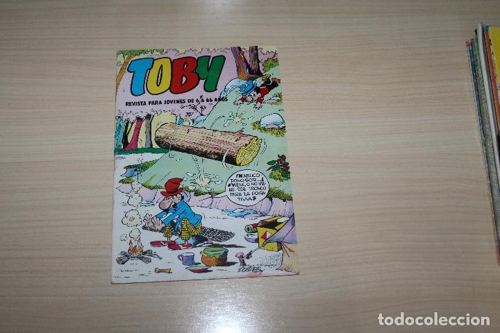 TOBY Nº 3, EDITORIAL VALENCIANA (Tebeos y Comics - Valenciana - Otros)