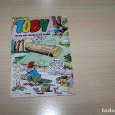 Tebeos: TOBY Nº 3, EDITORIAL VALENCIANA. Lote 195242438