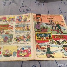 Tebeos: COLOSOS DEL CÓMIC SUPER 3 Nº 10 AMBRÓS / CHIQUI DE LA FUENTE. Lote 195251590