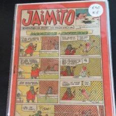 Tebeos: VALENCIANA JAIMITO NUMERO 640 NORMAL ESTADO. Lote 195311797